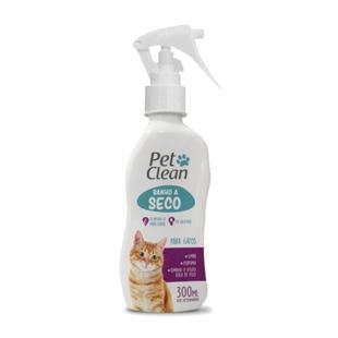 Banho a Seco Pet Clean para Gatos 300ml