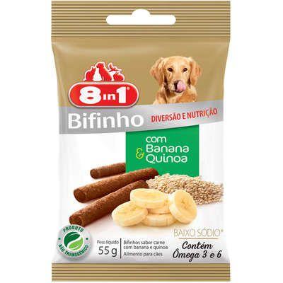Bifinho 8in1 Sabor Banana e  Quinoa 55g