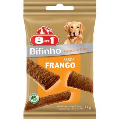 Bifinho 8in1 Sabor Frango 55g