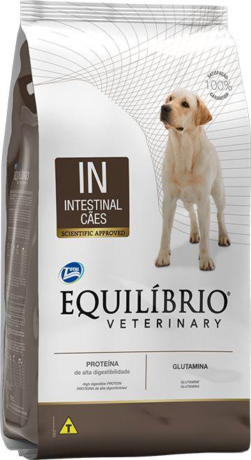 Ração Equilíbrio Veterinary Cães Intestinal