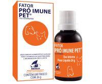 Fator Pro Imune Tratamento da Digestibilidade e Imunidade em Cães e Gatos 26g