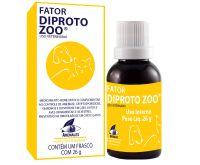 Fator Diproto Zoo Homeopatia para Cães e Gatos 26g