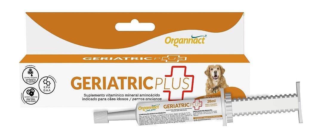Geriatric Plus Suplemento Vitamínico 28ml