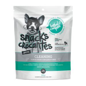 Bifinho Snacks Crocantes Herbal Cleaning 150g