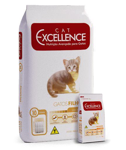 Ração Excellence Cat Filhote
