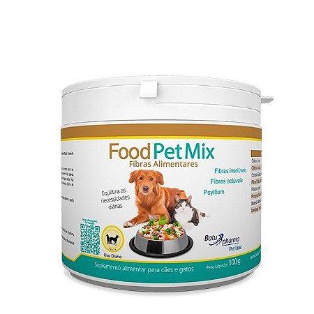 Suplemento Alimentar Food Pet Mix Fibras