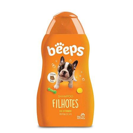 Shampoo Filhotes Beeps Pet Society 500ml
