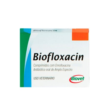 Biofloxacin 10 Comprimidos