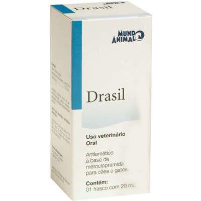Antiemético Mundo Animal Drasil 20 ml