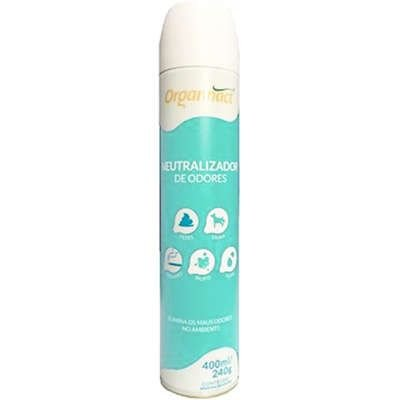 Neutralizador De Odores Organnact 400 ml