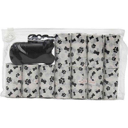 Chalesco Kit Bone Bag 12 Rolos