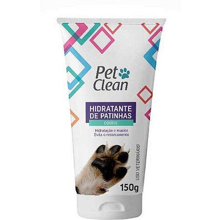 Hidratante de Patinhas Pet Clean Coxins para Cães