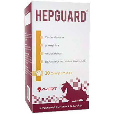 Hepguard 30 Comprimidos