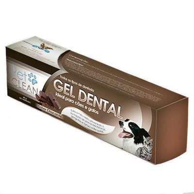Pet Clean Gel Dental Chocolate 60g
