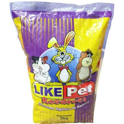 Like Pet Roedores Granulado 2kg