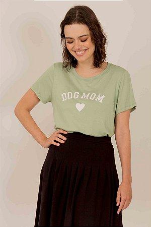 T-shirt Dog Mom