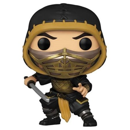 Funko Scorpion Mortal Kombat 2021