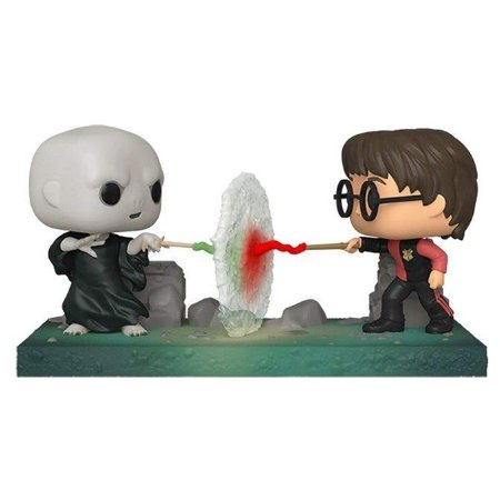 Funko Harry vs Voldemort Movie Moments
