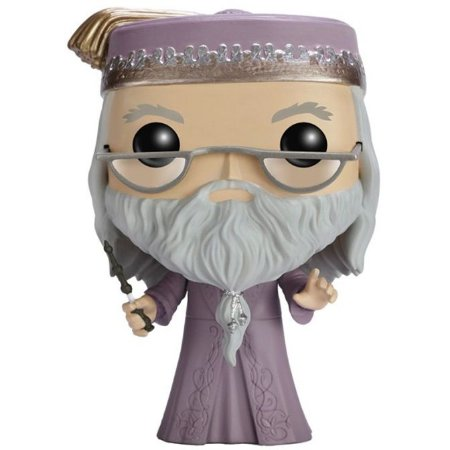 Funko Pop Dumbledore with Wand