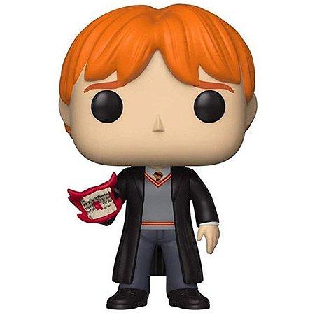 Funko Pop Rony Weasley com Berrador