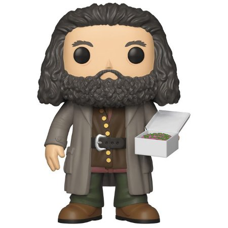 Funko Pop Hagrid with Cake