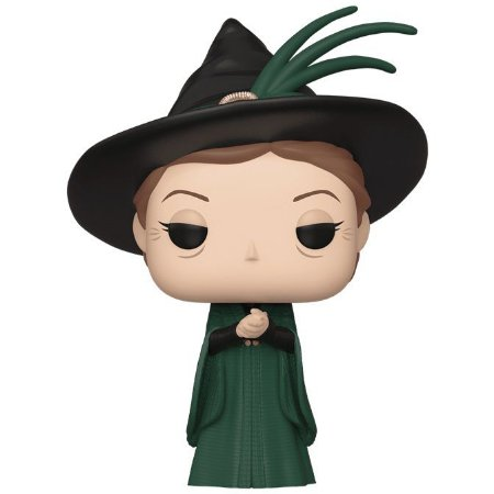 Funko Pop Minerva Mcgonagall Yule Ball