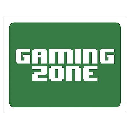 Placa Gaming Zone