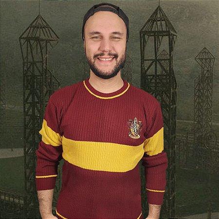 Suéter Quadribol Grifinória