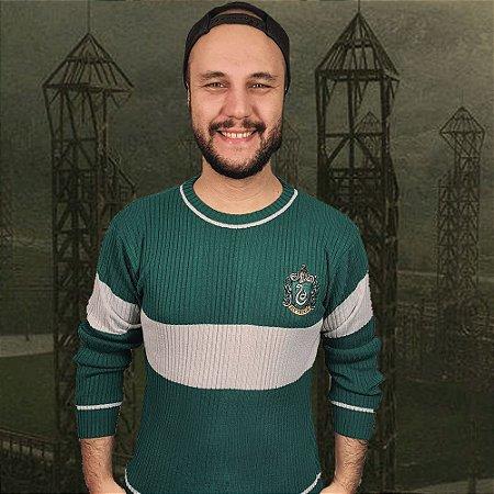 Suéter Quadribol Sonserina