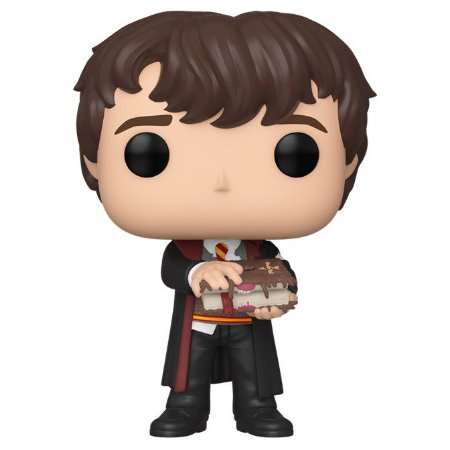 Funko Pop Neville with The Monster Book