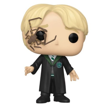 Funko Pop Draco Malfoy with Spider