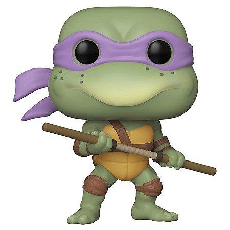 Funko Donatello - Tartarugas Ninja