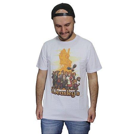 Camiseta Weasley's