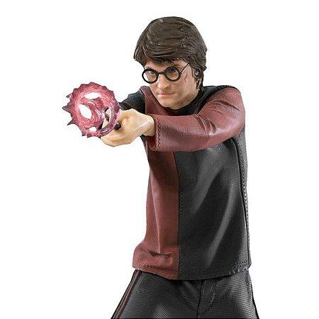 Estátua Harry Potter Iron Studios - Priori Incantatem