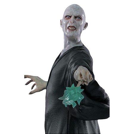 Estátua Lord Voldemort Iron Studios - Priori Incantatem