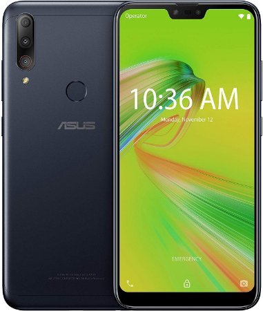 Smartphone Asus Zenfone Max Shot 64GB Preto