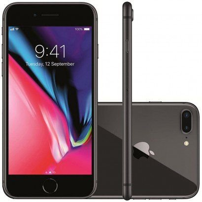 iPhone 8 64GB Preto Seminovo