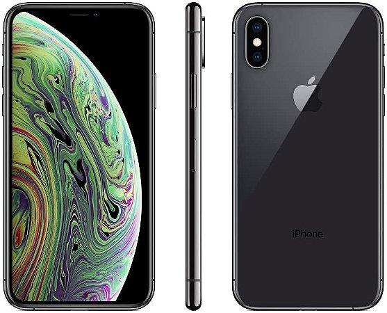 iPhone XS 256GB Preto Seminovo