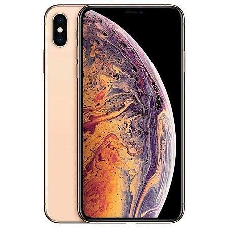 iPhone XS Max 256GB Gold Seminovo