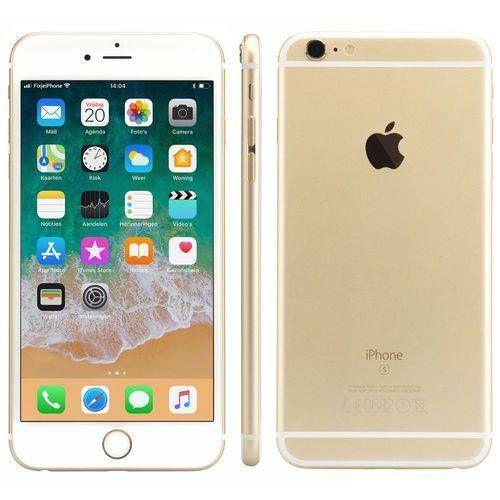 iPhone SE 16GB Gold Seminovo