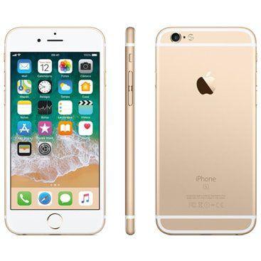 iPhone 6 128GB Gold Seminovo