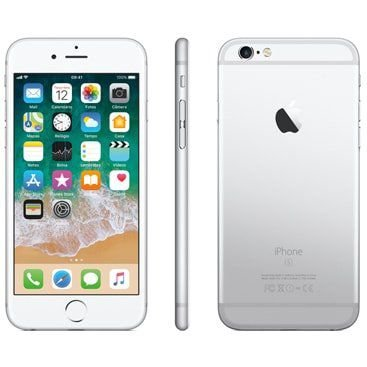 iPhone 6s 16GB Prata Seminovo