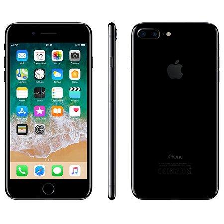 iPhone 7 Plus 256GB Preto Seminovo