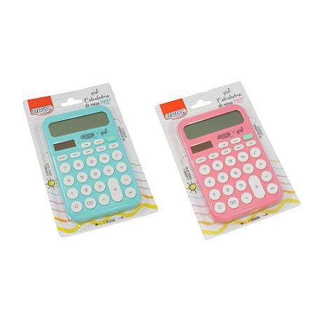 Calculadora Grande 12 Dígitos Soul BRW