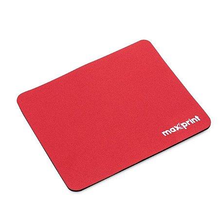 Base para Mouse Mini Vermelho Maxprint
