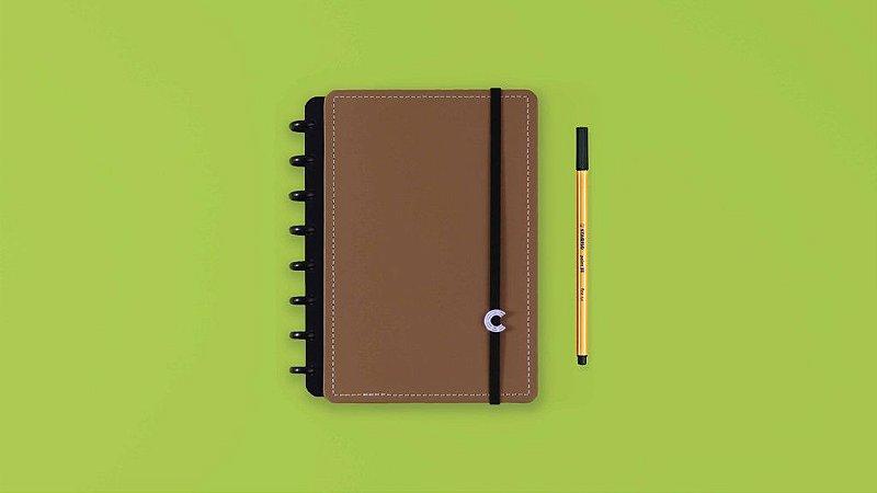 Caderno Inteligente Caramel