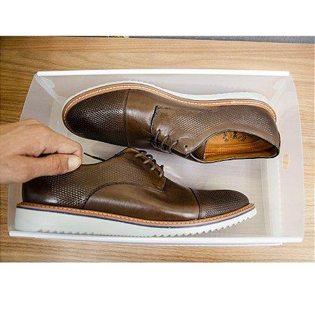 Caixa Para Sapatos Masculino Cristal