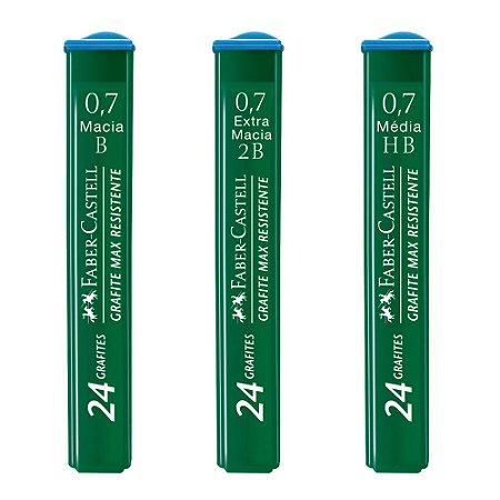 Grafite Técnico Faber-Castell Polymer 0.7mm - Unidade