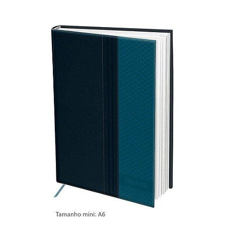 Agenda Mini Permanente Azul DAC