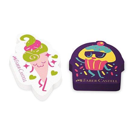 Borracha Faber-Castell Candy Party - Unidade